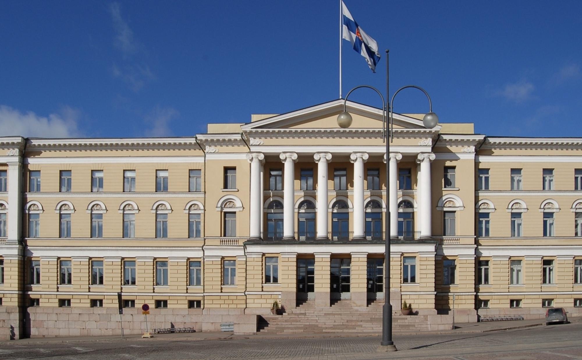 Mats Engblom, Marketing Specialist at the University of Helsinki,